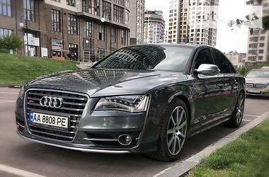 Audi S8 2013 в Киеве
