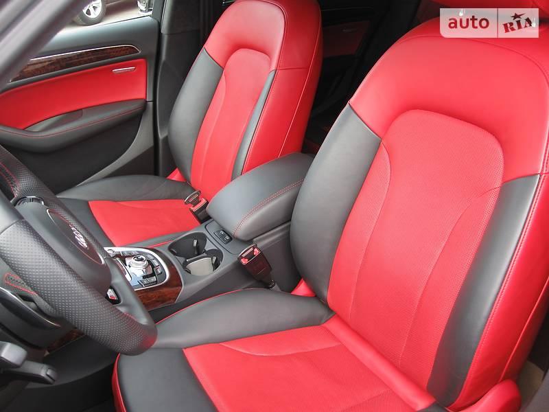 Audi SQ5 2014 в Киеве