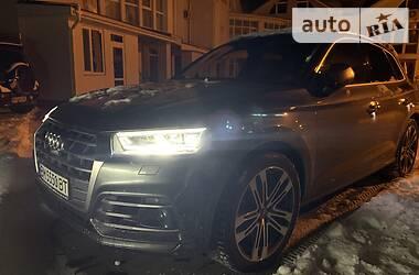 Audi SQ5 2018 в Сумах