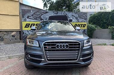 Audi SQ5 2015 в Івано-Франківську