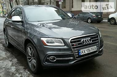 Audi SQ5 2014 в Харкові
