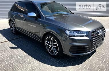 Audi SQ7 2018 в Одессе