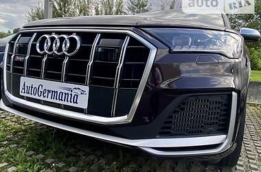 Внедорожник / Кроссовер Audi SQ7 2021 в Киеве