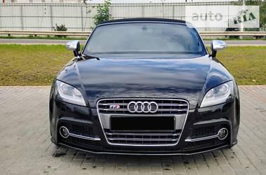 Audi TTS 2012 в Киеве