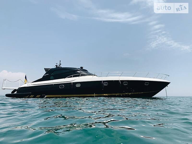 Моторна яхта Baia Yachts Aqua 2004 в Одесі