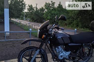 Мотоцикл Внедорожный (Enduro) Bajaj Boxer X150 2017 в Мелитополе