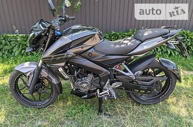 Мотоцикл Без обтікачів (Naked bike) Bajaj Pulsar NS200 2019 в Києві