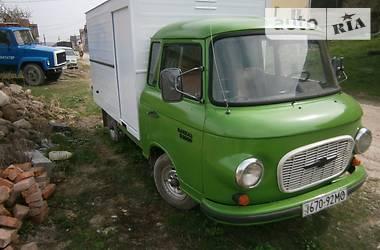 Barkas (Баркас) B1000 1988 в Тернополе