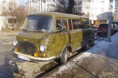 Barkas (Баркас) B1000 1989 в Львове