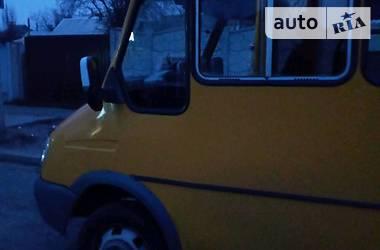 Микроавтобус (от 10 до 22 пас.) БАЗ 2215 2006 в Кременчуге