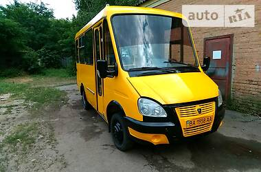 Микроавтобус (от 10 до 22 пас.) БАЗ 2215 2006 в Кропивницком