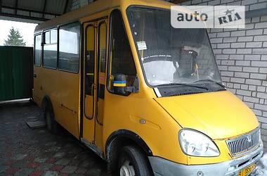 Микроавтобус (от 10 до 22 пас.) БАЗ 2215 2008 в Кременчуге