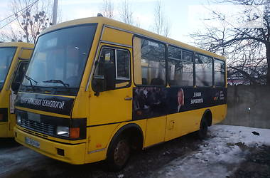 БАЗ А 079 Эталон 2005 в Львове