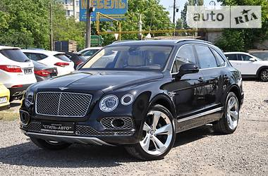 Bentley Bentayga 2018 в Одессе
