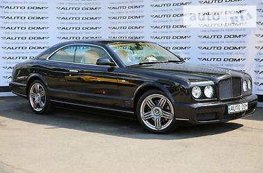 Bentley Brooklands 2009 в Киеве