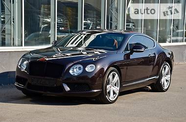 Bentley Continental GT V8 2012 в Киеве