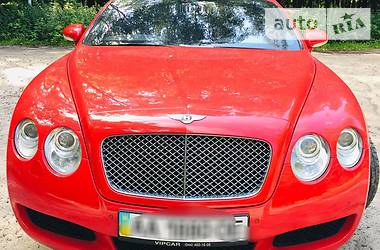 Bentley Continental GT 2007 в Киеве
