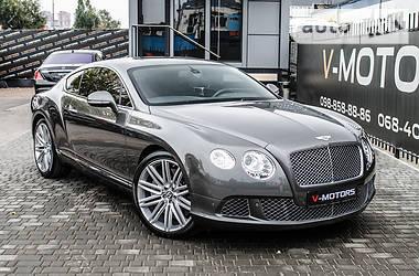 Bentley Continental GT 2012 в Киеве