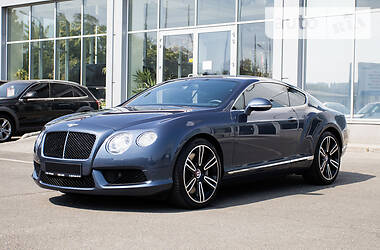 Bentley Continental GT 2013 в Киеве