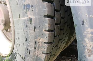 Тентованный борт (штора) - полуприцеп Blumhardt BPV 1996 в Зенькове