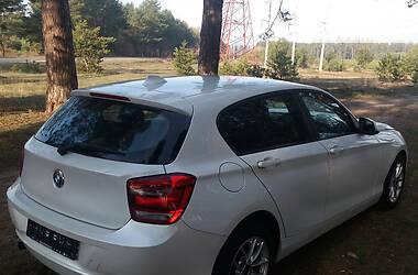 Хэтчбек BMW 114 2013 в Черкассах