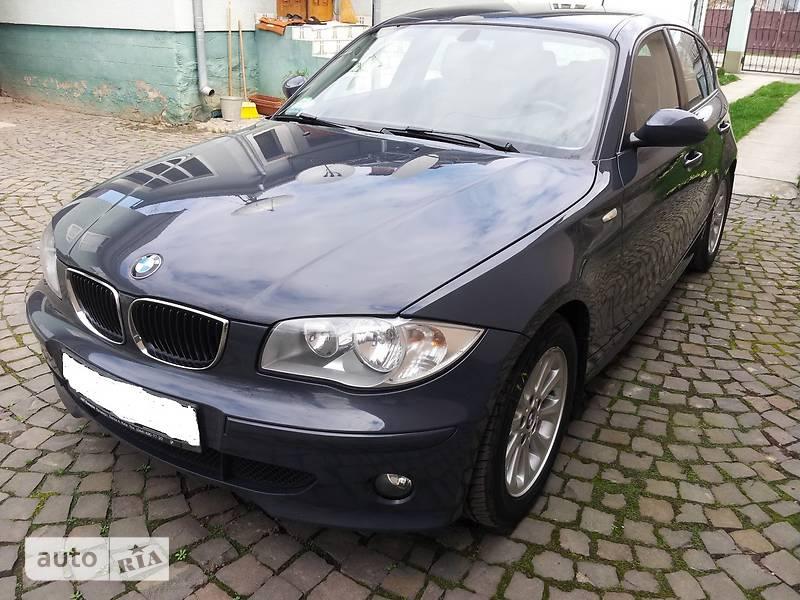 BMW 116 2006 в Сваляве