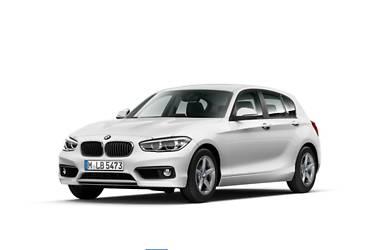 BMW 116 2018 в Львове