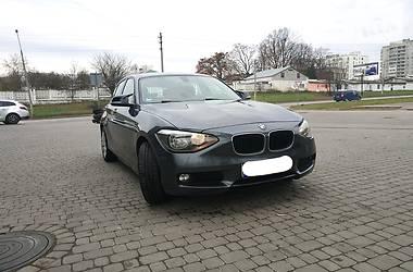 BMW 116 2012 в Львове