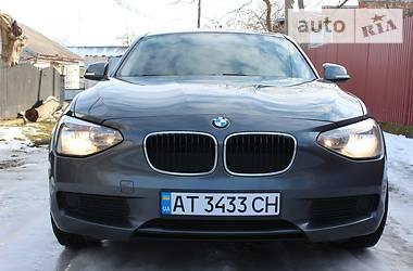 BMW 116 2014 в Ивано-Франковске