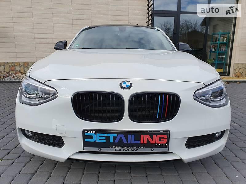 BMW 116 2012 в Коломые