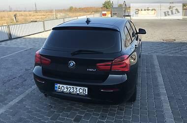 BMW 116 2015 в Мукачево
