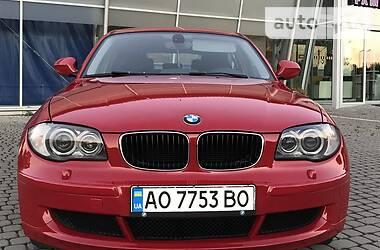 Хэтчбек BMW 116 2010 в Ужгороде