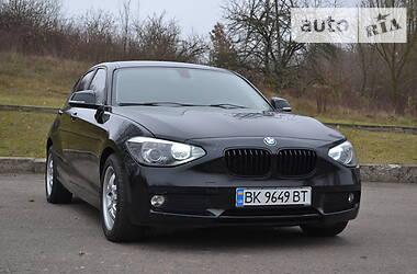 BMW 116 2013 в Ровно