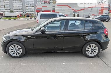Хэтчбек BMW 116 2009 в Львове