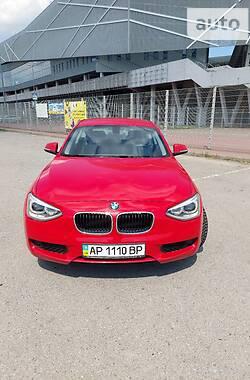 Хетчбек BMW 116 2013 в Львові