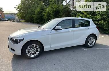 Хэтчбек BMW 116 2013 в Виннице