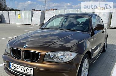 Хетчбек BMW 116 2011 в Вінниці