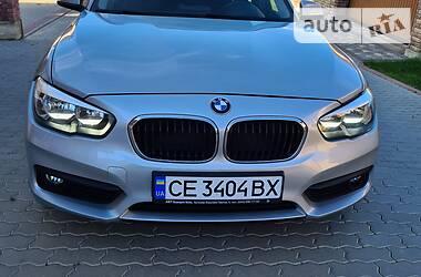 BMW 118 2016 в Черновцах