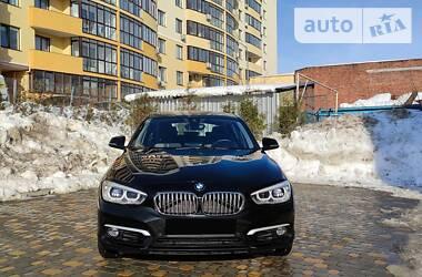 BMW 118 2016 в Львове