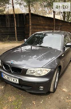 Хэтчбек BMW 118 2006 в Львове