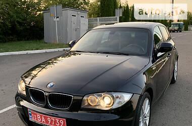 Хетчбек BMW 118 2011 в Рівному