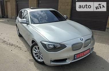 BMW 120 2014 в Киеве