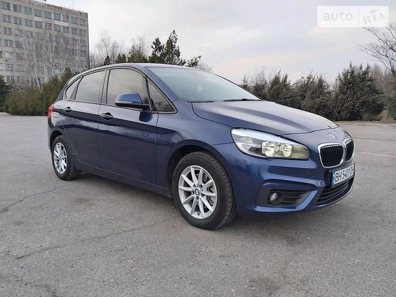 Хетчбек BMW 216 2016 в Одесі