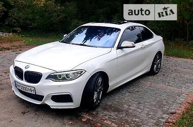 Купе BMW 235 2014 в Житомире
