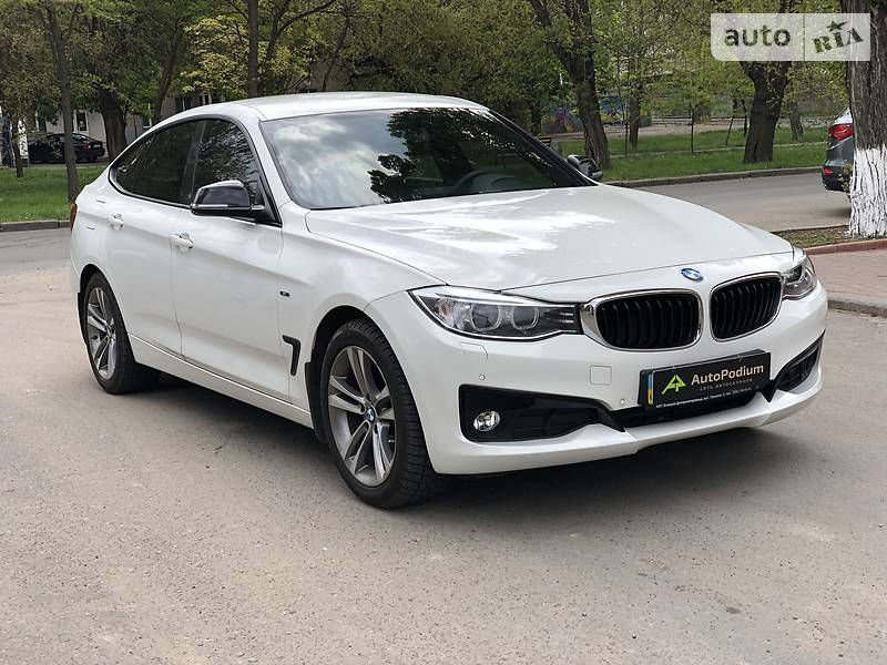 BMW 3 серия GT 2014 року в Миколаїві