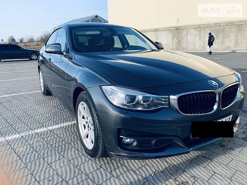 BMW 3 Series GT 2013 в Львове