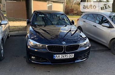 Лифтбек BMW 3 Series GT 2016 в Киеве