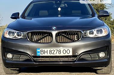 Лифтбек BMW 3 Series GT 2015 в Одессе