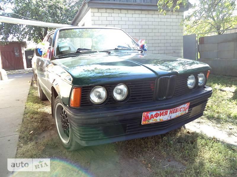 BMW 316 1978 в Черкассах