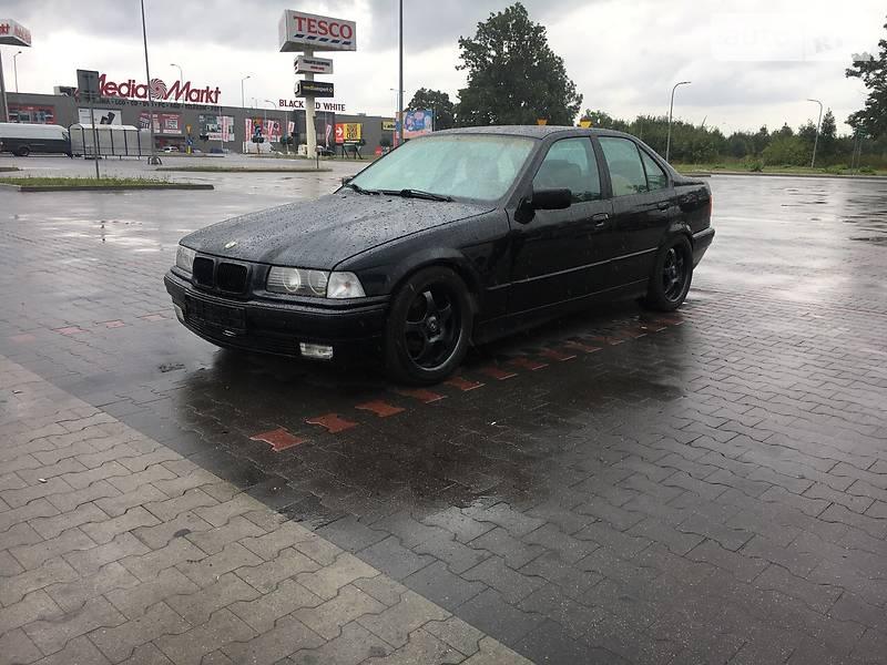 BMW 316 1997 в Ивано-Франковске